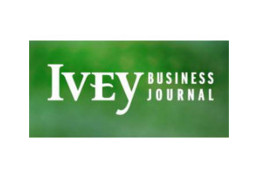 Ivey Business Journal Article on Big Data and Analytics