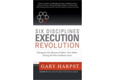 Abstract: Six Disciplines® Execution Revolution, Harpst G.